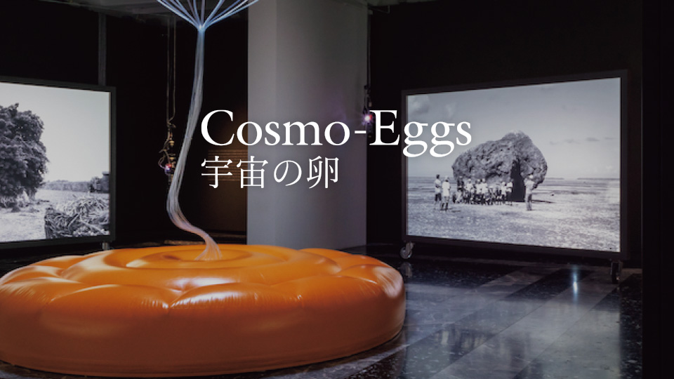 "Exhibition in Japan of the Japan Pavilion at the 58th International Art Exhibition -La Biennale di Venezia ""Cosmo-Eggs"""