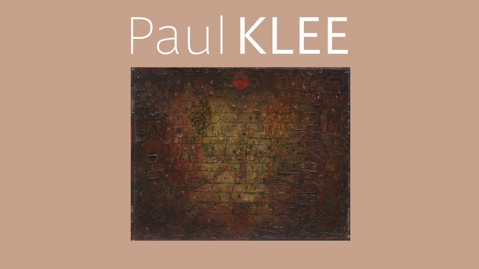 Selections from the Ishibashi Foundation Collection Special Section  New Acquisitions: The Paul Klee Collection