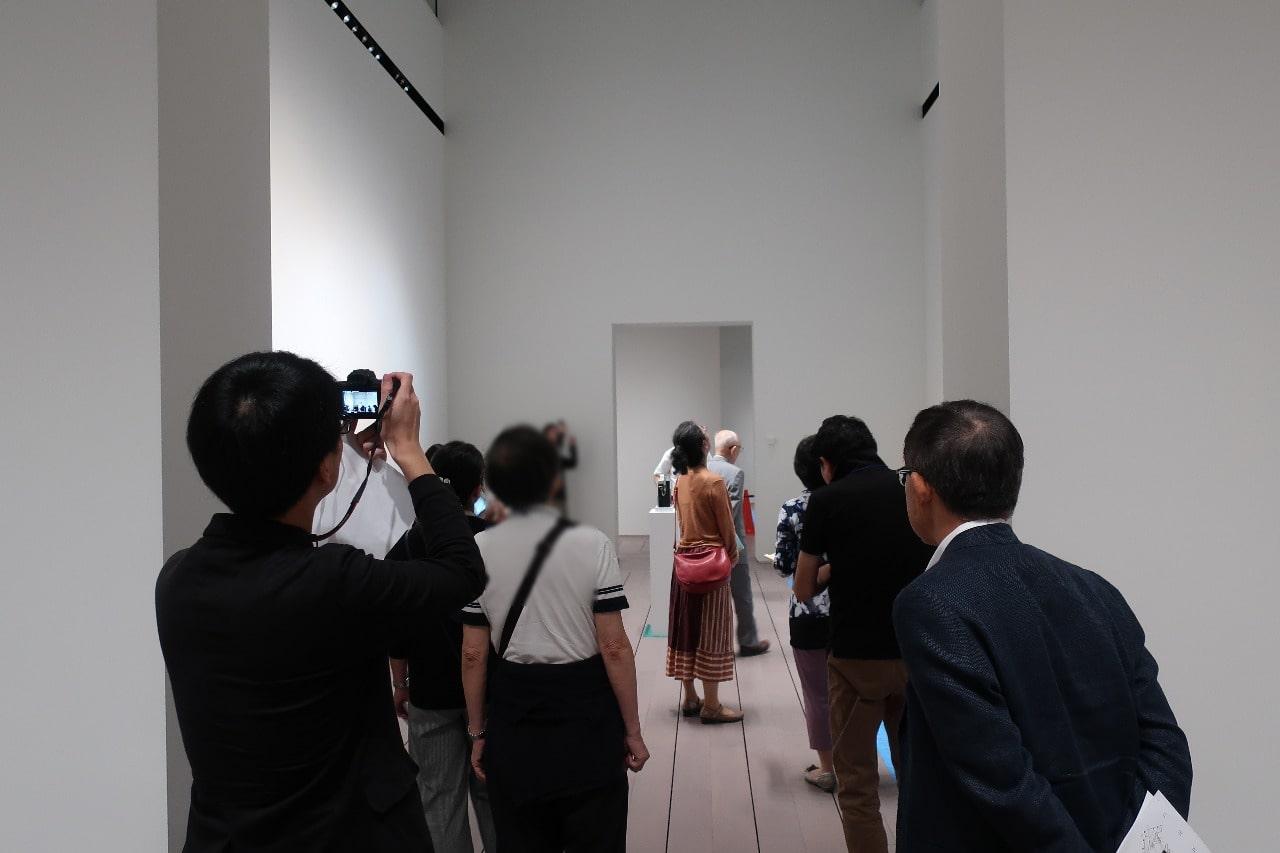 プレオープンプログラム 見学ツアー「ひらけ、アーティゾン美術館」